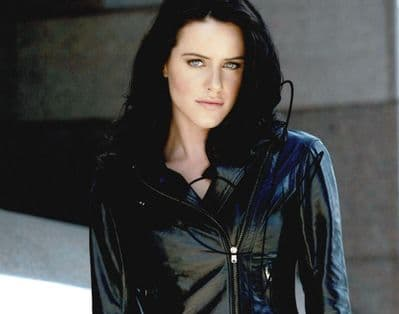 Michelle Ryan Autograph Signed Photo - Dr Who