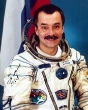 Mikhail Tyurin Autograph Signed Photo - Cosmonaut