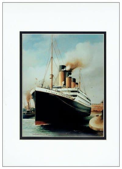 Millvina Dean Autograph Photo Signed - Titanic