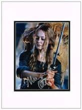Miranda Otto Autograph Signed Photo - Eowyn