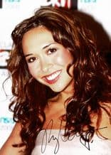 Myleene Klass Autograph Signed Photo