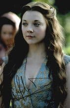 Natalie Dormer Autograph Signed Photo - Game of Thrones