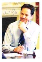 Nick Clegg Autograph Signed Photo - Liberal Democrats