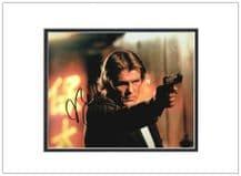 Nick Nolte Autograph Signed Photo - 48 Hours