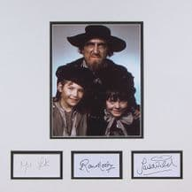 Oliver! Autograph Signed Display - Lester, Wild & Moody