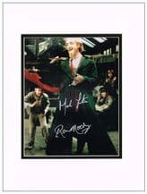 Oliver! Autograph Signed Photo - Lester & Moody
