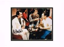 Only Fools & Horses Autograph Signed Photo - Pack & Challis