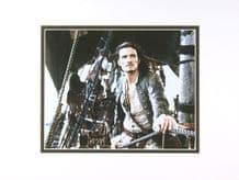 Orlando Bloom Autograph Photo - Pirates of the Caribbean