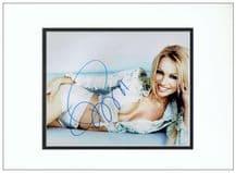 Pamela Anderson Signed Photo