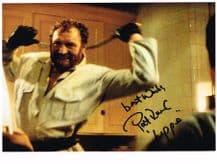 Pat Roach Autograph Signed Photo - Lippe