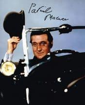 Patrick Macnee Autograph Signed Photo - John Steed