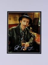 Patrick Murray Autograph Signed Photo - Mickey Pearce