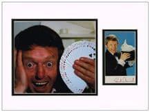 Paul Daniels Autograph Signed Photo Display