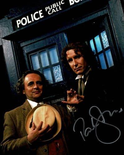 Paul McGann Autograph Signed Photo - Dr Who