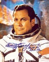 Pavel Popovich Autograph Signed Photo - Cosmonaut