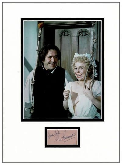Peter Butterworth Autograph Signed - Carry On