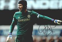 Peter Cech Autograph Signed Photo - Chelsea