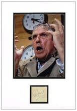 Peter Finch Autograph Signed - Network
