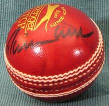 Phil Tufnell Autograph Signed Cricket Ball