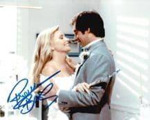 Priscilla Barnes Autograph Signed Photo - Licence To Kill