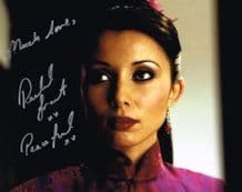 Rachel Grant Autograph Signed Photo