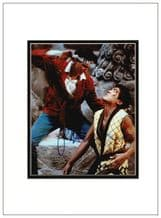 Ralph Macchio Autograph Signed Photo - The Karate Kid