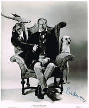 Rex Harrison Autograph Signed Photo Doctor Dolittle