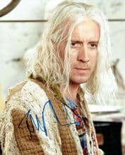 Rhys Ifans Autograph Signed Photo - Xenophilius Lovegood