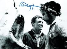 Richard Dreyfuss Autograph Signed Photo - Jaws