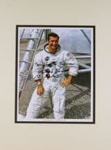 Richard Gordon Autograph Signed Photo - Apollo 12