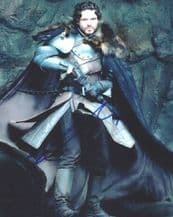 Richard Madden Autograph Photo Signed - Game Of Thrones