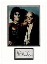Richard O'Brien Autograph Signed - Rocky Horror Picture Show