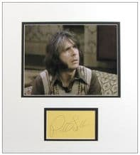 Richard O'Sullivan Autograph Signed - Man About The House