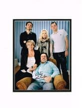 Ricky Tomlinson Autograph Signed Photo - The Royle Family