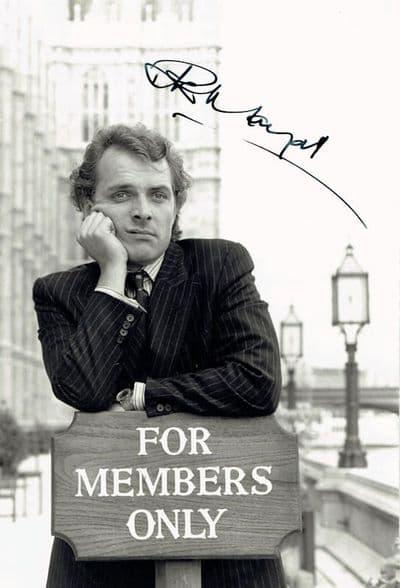 Rik Mayall Autograph Signed Photo