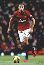Rio Ferdinand Autograph Signed Photo - Manchester United