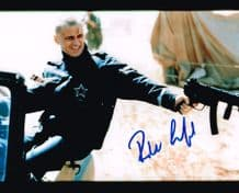 Robert Carlyle Autograph Photo Signed - The World Is Not Enough