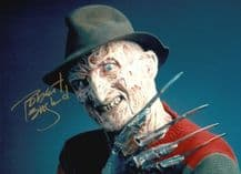 Robert Englund Autograph Signed Photo - Nightmare On Elm Street