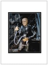 Robert LLewellyn Autograph Signed Photo - Red Dwarf