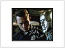 Robert Patrick Autograph Signed Photo - Terminator 2