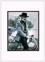 Robert Redford Autograph Signed Photo - Butch Cassidy