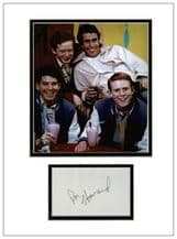 Ron Howard Autograph Signed Display - Happy Days