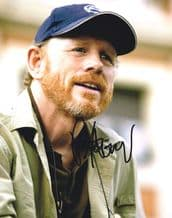 Ron Howard Autograph Signed Photo