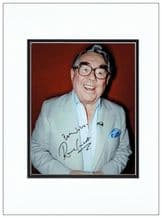 Ronnie Corbett Autograph Signed Photo