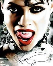 Rosario Dawson Autograph Signed Photo - Sin City