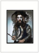 Roy Wood Autograph Signed Photo