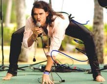 Russell Brand Autograph Signed Photo