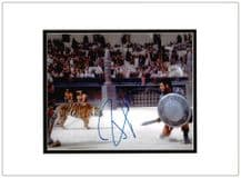 Russell Crowe Autograph Signed Photo - Gladiator