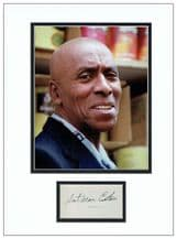 Scatman Crothers Autograph Signed - The Shining