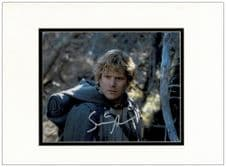 Sean Astin Autograph Signed Photo - Samwise Gamgee